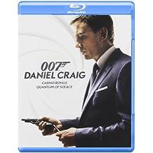 Quantum of Solace and Casino Royale - Daniel Craig - 2 Movie Disc