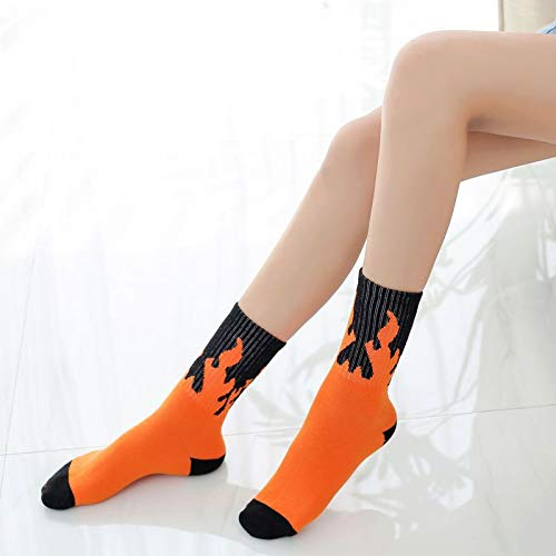 Talla Mujer Calcetines Acvip Acvip Naranja Calcetines 6zwI7q0