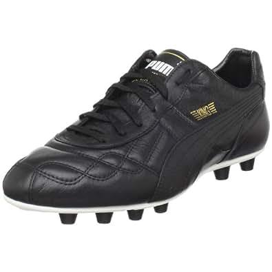 PUMA Men's King Classic Top DI Soccer Cleat,Black/Black,5.5 D US