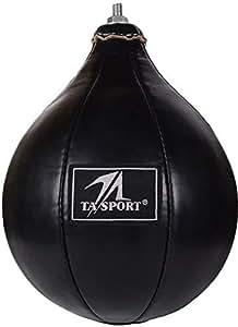 TA Sports Punching Ball, Medium - Black [GS-9002M]