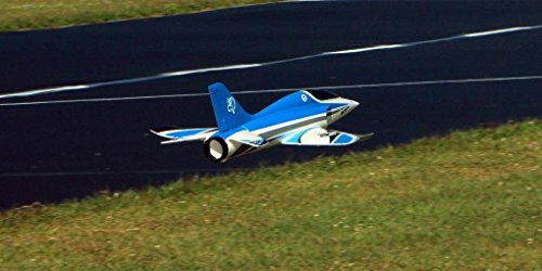 1808c1db4f8d Stinger High Performance 4S Blue 64mm EDF Jet Ducted Fan RC Airplane PNP  (No Radio