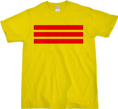 South Vietnam flag Unisex T-shirt Republic of Vietnam, Saigon Pride Tee