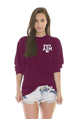 NCAA Womens Sleeve Football Jersey