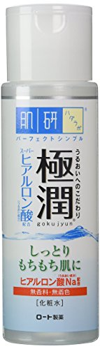Hada Labo Rohto Gokujyn Hyaluronic Acid Lotion, 170ml