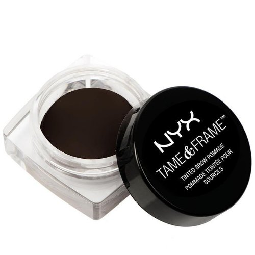 NYX Tame & Frame Brow Pomade - Black