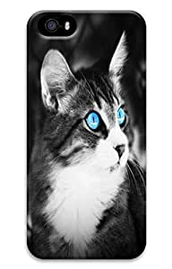 Brian For LG G3 Phone Case Cover - Fashion Style Cat With Blue Eyes 3D PC Hard For LG G3 Phone Case Cover Kimberly Kurzendoerfer