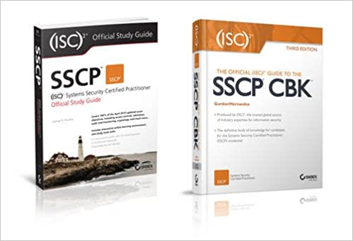 SSCP (ISC)2 Systems Security Certified Practitioner Official Study Guide and SSCP CBK Set