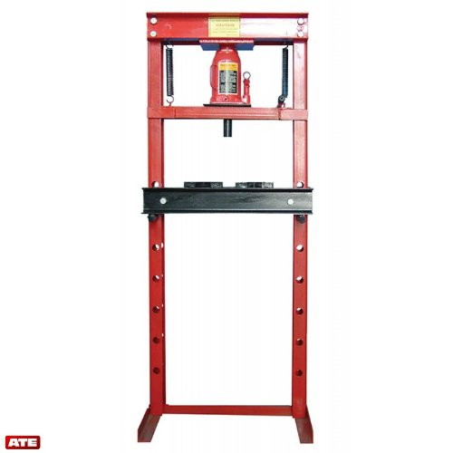 12 Ton Hydraulic Shop Press by ATE Pro. USA