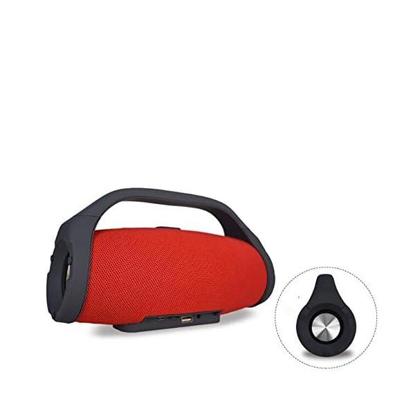 Haut-Parleur Portable Bluetooth étanche Voyage en Plein airHaut-Parleur Bluetooth Camouflage Portable 237mmx140mm 3