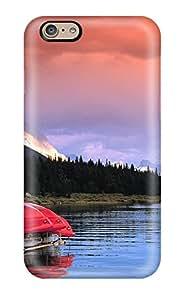 High Grade ZippyDoritEduard Flexible Tpu Case For Iphone 6 - Lake