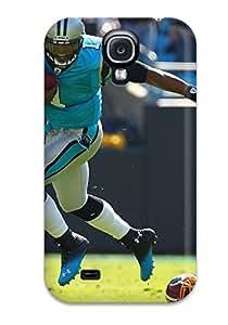DavidMBernard RJVBvVp456UruPU Case For Galaxy S4 With Nice Carolina Panthers Appearance by supermalls