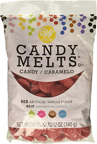 Wilton Red Candy Melts Candy, 12 oz. -