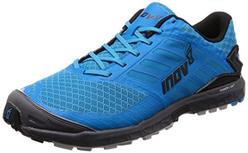 Inov-8 Mens Trailroc 285 Trail Running Shoe - Blue/Grey - 000629-BLGY-M-01 (Blue/Grey - M9.5 / W11)