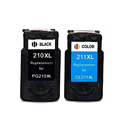 inkmate 2 Pack - remanufacturados cartucho de tinta para Canon PG ...