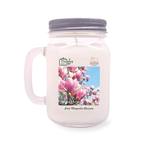 Country Jar MAGNOLIA BLOSSOM Candle product image