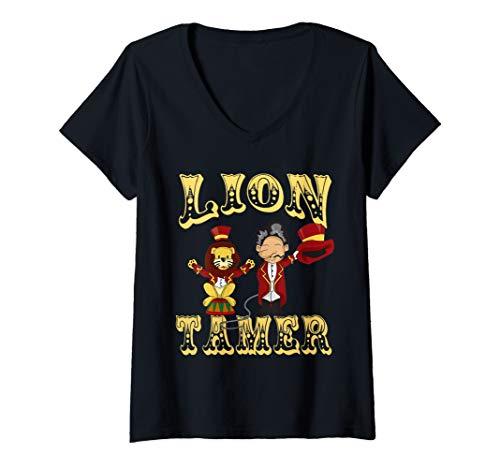 Womens Circus Lion Tamer Shirt - Lion Tamer
