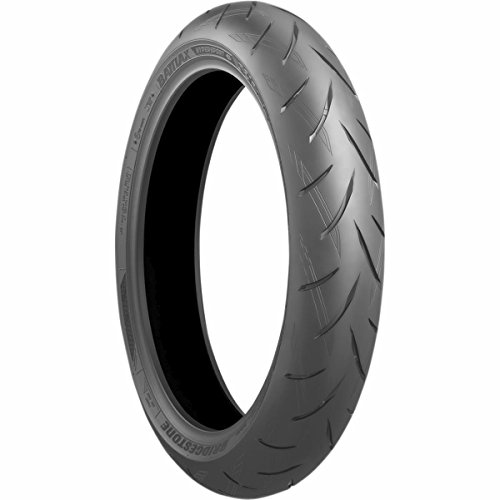 BRIDGESTONE S21 Battlax 120/70Zr16 Front Tire by Bridgestone