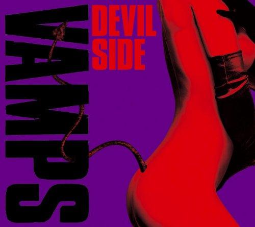 DEVIL SIDE(DVD付)の商品画像