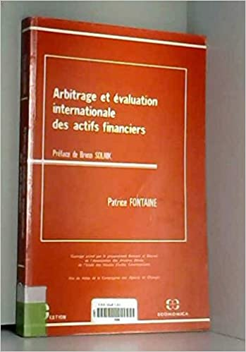Arbitrage évaluation internationale
