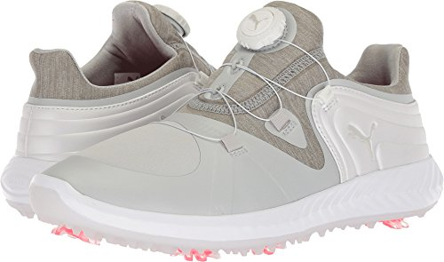 PUMA Golf Women's Ignite Blaze Sport Disc Golf Shoe, Gray Violet/White, 8...