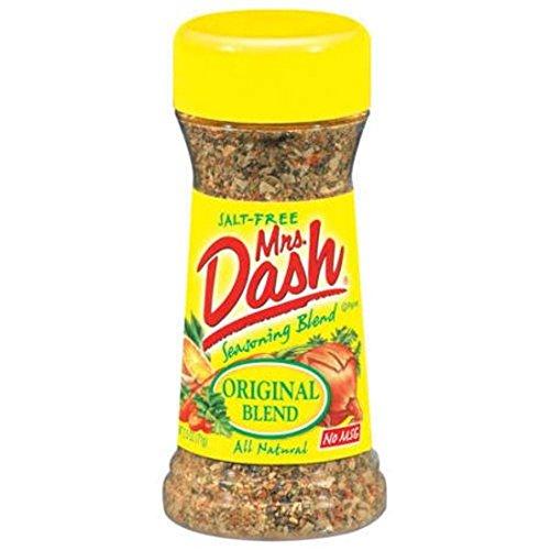 Mrs. Dash Seasoning Blend, Original, 2.5 Ounce Beat 2.5 Ounce Spray