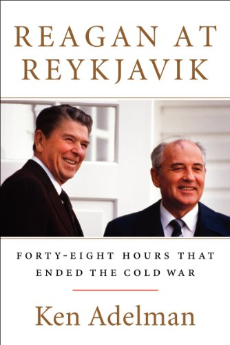 Reagan at Reykjavik: Forty-Eight Hours That Ended the Cold War cover