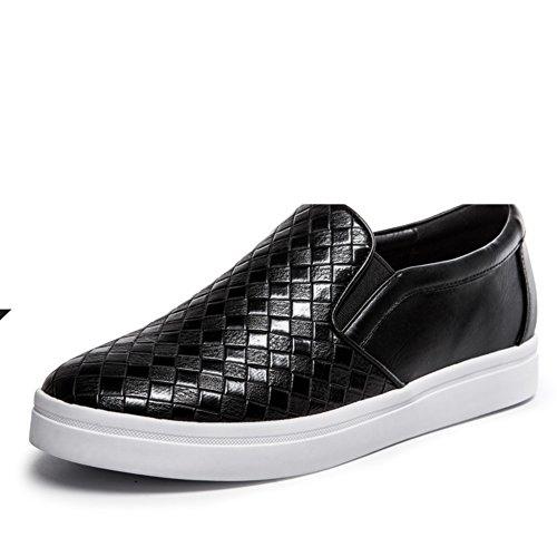 caída de Lok Fu zapatos/Ahuecar transpirable zapatos/Fija los pies zapatos/Versión coreana de zapatilla de deporte/zapatos casuales A