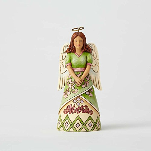 Jim Shore Heartwood Creek My Mother My Angel Mothers Day Figurine Mom