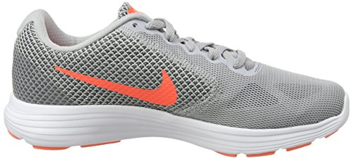 Revolution Scarpe Grau cool 3 Grey atomic Da Donna wolf Nike Corsa Grey Orange hyper dnEZdT