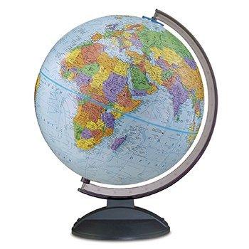 (Traveler Globe (in color box) by