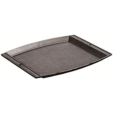 Lodge LJSCP3 Jumbo Chef's Platter, 12-inch by 15-inch