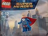 LEGO 30614 Super Heroes DC Comics Lex Luther Minifigure