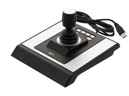 Axis Communications T8311 Video Surveillance Joystick for PTZ Network Cameras, USB Type A, 3-axis Joystick, 6 Hotkeys