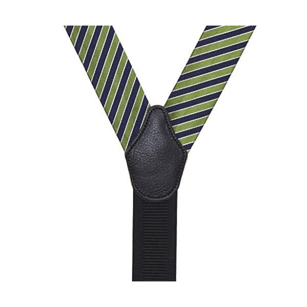 The-British-Belt-Company-Mens-Diagonal-Stripe-Suspenders-Convertible-End-2-colors
