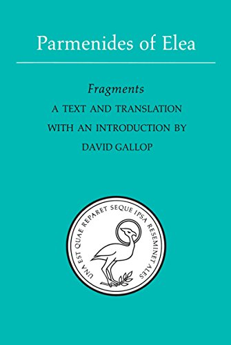 Parmenides-of-Elea-A-text-and-translation-with-an-introduction-Phoenix-Presocractic-Series