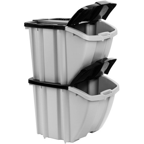 Buy suncast recycle bin kit