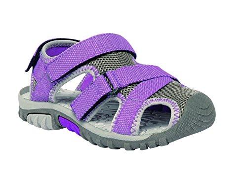 Regata Mar-estallido sandalia Junior - grey - purple