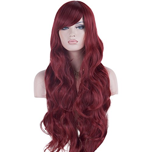 long red wig - 9