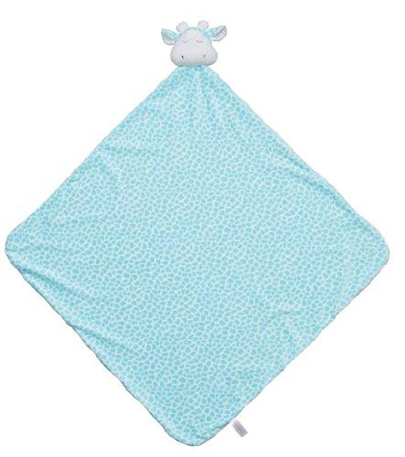 (Angel Dear Napping Blanket, Blue Giraffe )