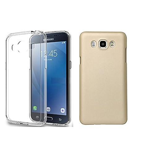 the best attitude 1f65e faed8 Johra For Samsung Galaxy J2 - 6 Soft Transparent Back: Amazon.in ...