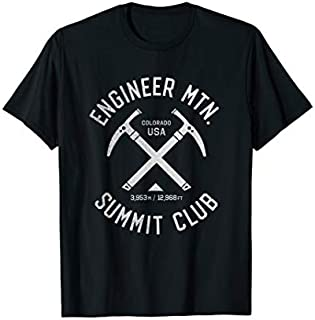 [Featured] Engineer Mountain Summit Club | I climbed Engineer Mountain in ALL styles | Size S - 5XL