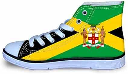 Owaheson Trail Runner Running Shoe Casual Sneakers Grenada Flag