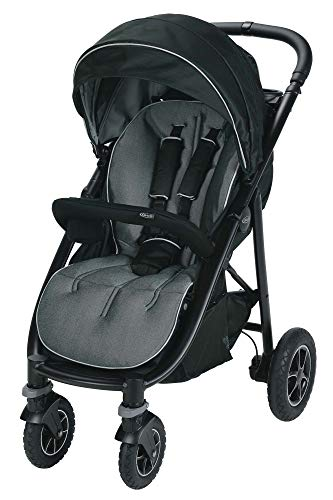 Graco Aire4 Platinum Stroller, Tuscan