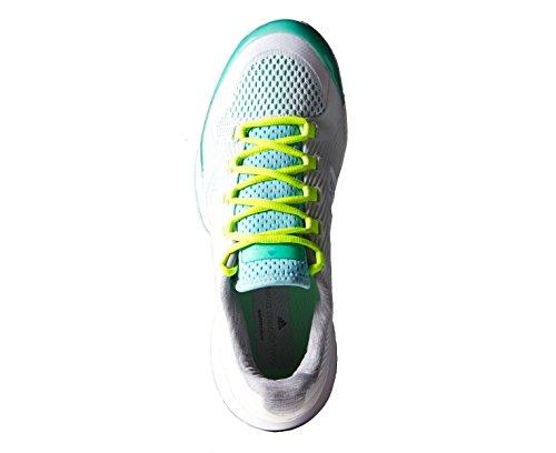 2015 Barricade Tennis Ss15 Women's Asmc Chaussure Blanco verde Adidas De 1EnSwgg