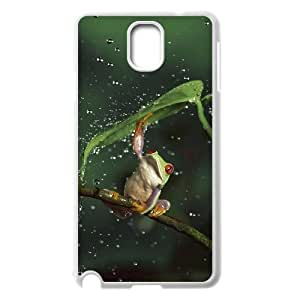 Frog Customized Cover Case for Samsung Galaxy Note 3 N9000,custom phone case ygtg530689