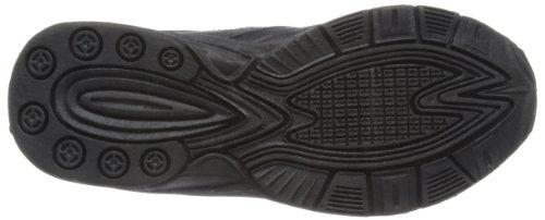 Hi-Tec Xt115 Jnr - Calzado de deporte de material sintético niño negro - Black/Charcoal