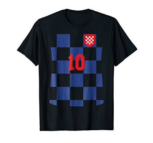 Croatia Football Jersey Alternate Hrvatska Soccer T-Shirt