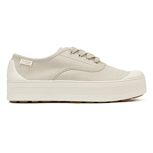 Canvas Marshmallow Palladium Low Sub Day Sneaker Donna Rainy OnfUq