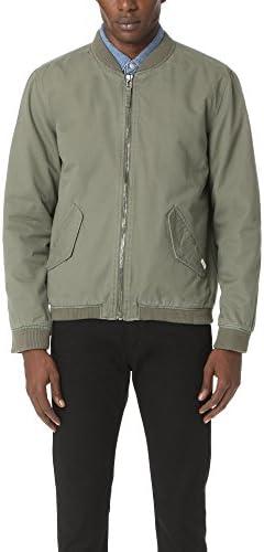 RVCA Mens All City Bomber Jacket