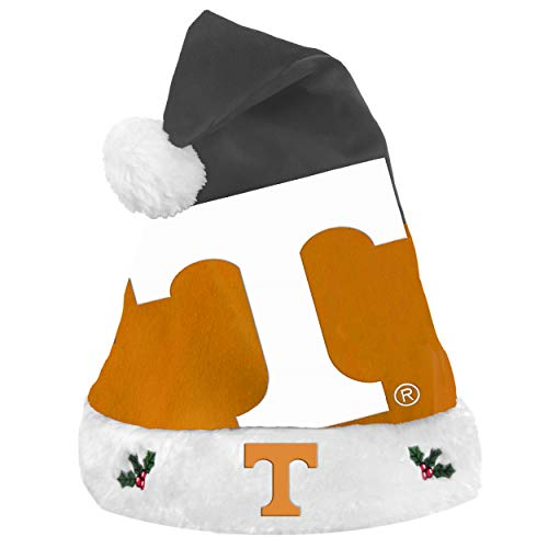 Forever Collectibles NCAA Tennessee Volunteers Santa HatBasic, Team Colors, One Size
